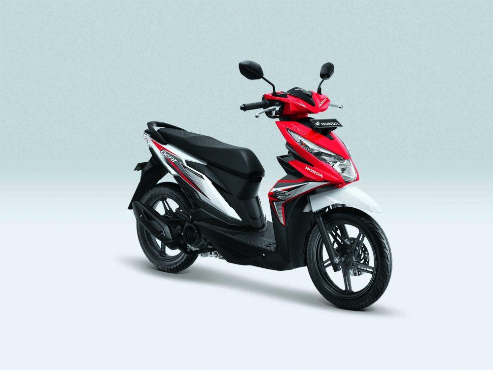 Pilihan Warna Baru All New Honda Beat 2018, 8 Pilihan