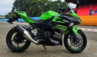 All New Kawasaki Ninja 250 Fi 2018 downgrade