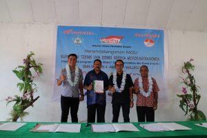 TBSM SMK 4 Maluku