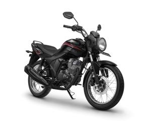 Warna Honda CB150 Verza 2018Masculine Black