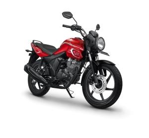 Warna Honda CB150 Verza 2018Bold Red