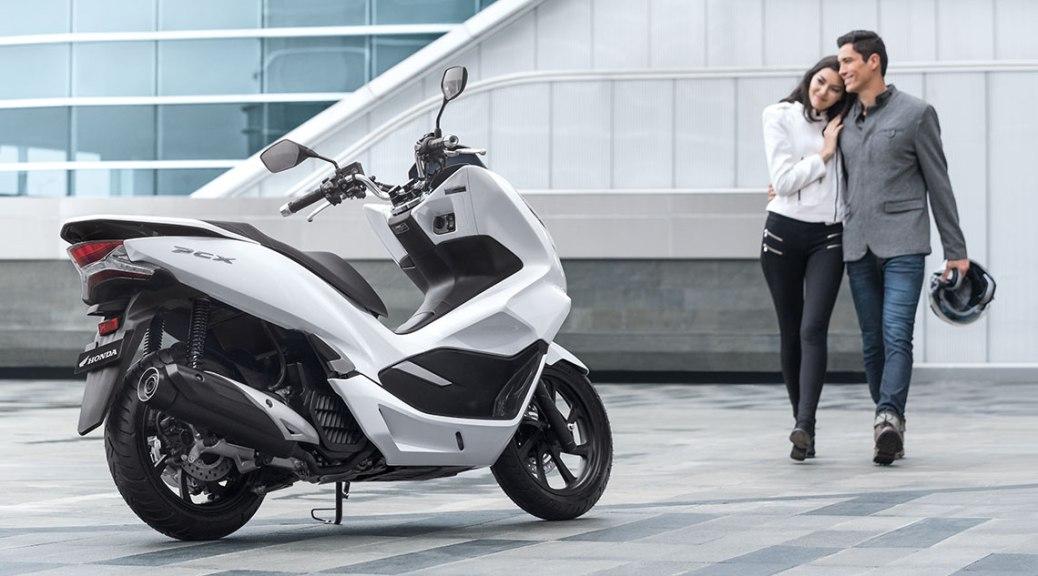 All New Honda PCX 150 2018 New Zealand