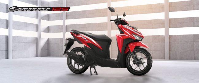 Harga New Honda Vario 125 2018 Di Jawa Barat