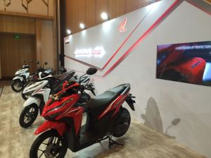 pilihan warna baru All New Honda Vario 125 2018