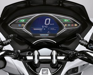 feature all new honda pcx 150 2018