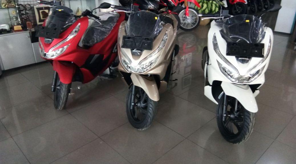 All New Honda PCX 150 2018 For Sale In Maldives