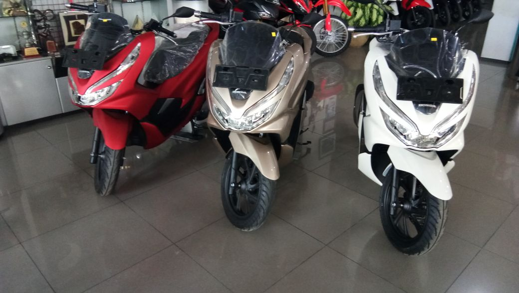 All New Honda PCX 150 2018 For Sale In Maldives