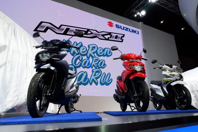 Harga Suzuki Nex 2 2018 Facelift