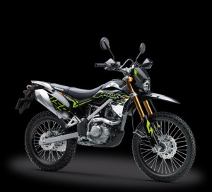 Warna baru KLX 150 2018 tipe BF SE Extreme