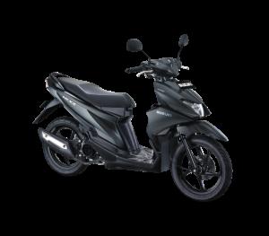 Warna Suzuki Nex II 2018 Facelift hitam elegant premium