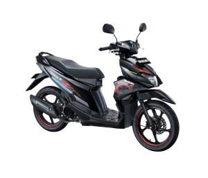 Warna Suzuki Nex II 2018 Facelift