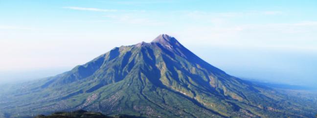 gunung merbabu jawa tengah