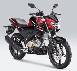 Warna yamaha new vixion 2019 metallic red merah