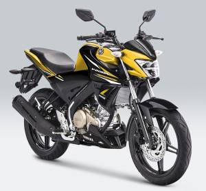 Warna yamaha new vixion 2019 metallic yellow kuning