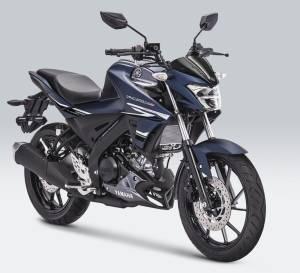 warna Yamaha New Vixion R 2019 matte blue biru doff