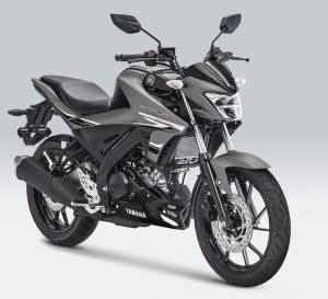 warna Yamaha New Vixion R 2019 matte grey abu-abu doff