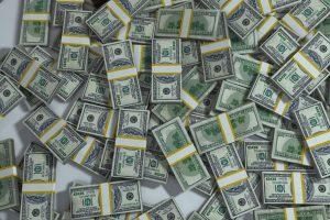 kurs dollar ke rupiah naik
