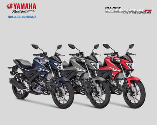 pilihan warna Yamaha New Vixion R 2019