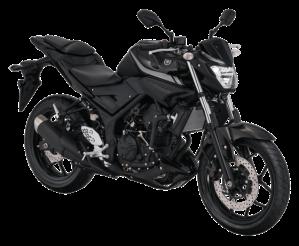 warna baru yamaha mt25 2019 black metallic hitam