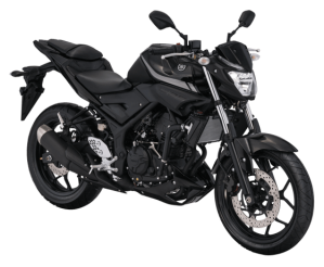 warna baru yamaha mt25 2019 black metallic hitam
