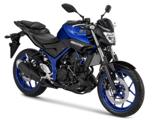 warna baru yamaha mt25 2019 blue metallic biru