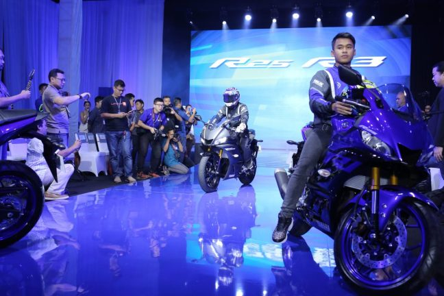 New Yamaha R25 2019