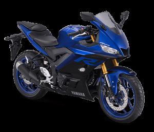 pilihan warna baru yamaha r25 2019 biru racing blue