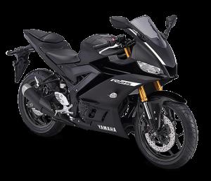 pilihan warna baru yamaha r25 2019 hitam matte black