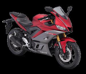 pilihan warna baru yamaha r25 2019 merah matte red
