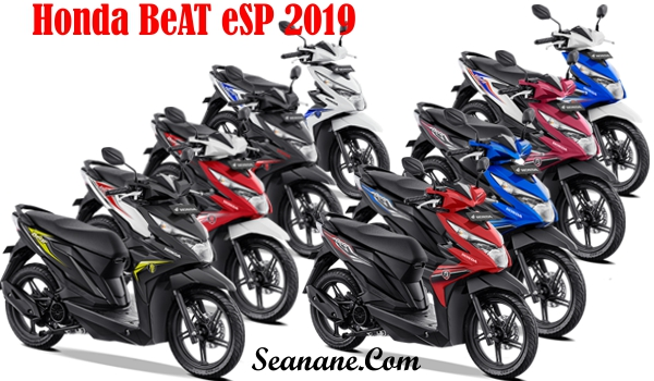 Warna Honda Beat 2019 Terbaru Tersedia Tipe Cw Cbs Cbs Iss Seanane Com