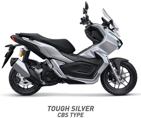 warna honda adv 150 cbs 2019 silver