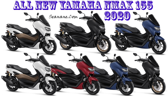all new yamaha nmax 2020 harga warna spesifikasi