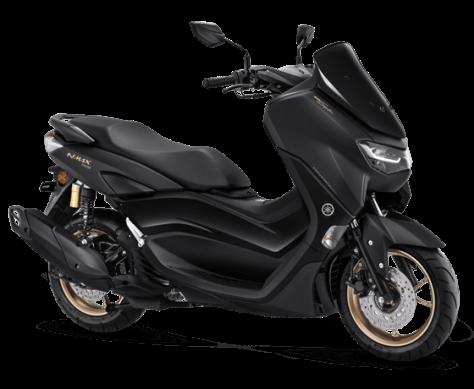 harga yamaha nmax 2020 black hitam terbaru