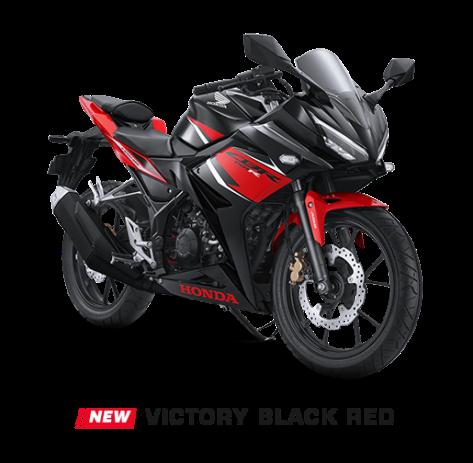 cbr150r 2020 victory black red