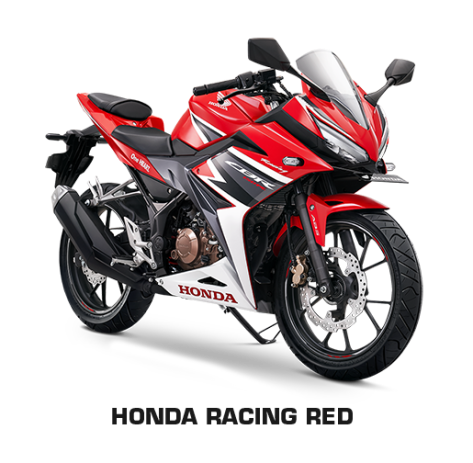 cbr150r racing red